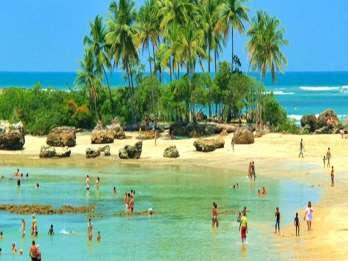 Ab Salvador: Tagestour Paradiesinsel Morro de São Paulo. Foto: GetYourGuide