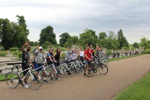 London Essentials: 3.5-Hour Morning Bike Tour