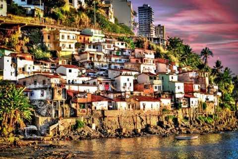 Salvador: Half-Day Saramandaia Favela Tour