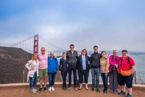 San Francisco, Sausalito and Muir Woods Small Group Tour