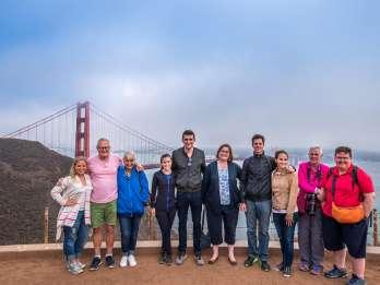 San Francisco, Sausalito und Muir Woods: Kleingruppen-Tour