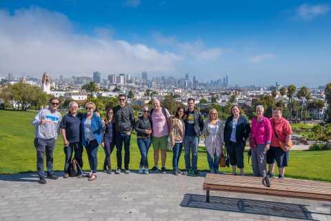 San Francisco: Neighborhoods and Landmarks Small Group Tour