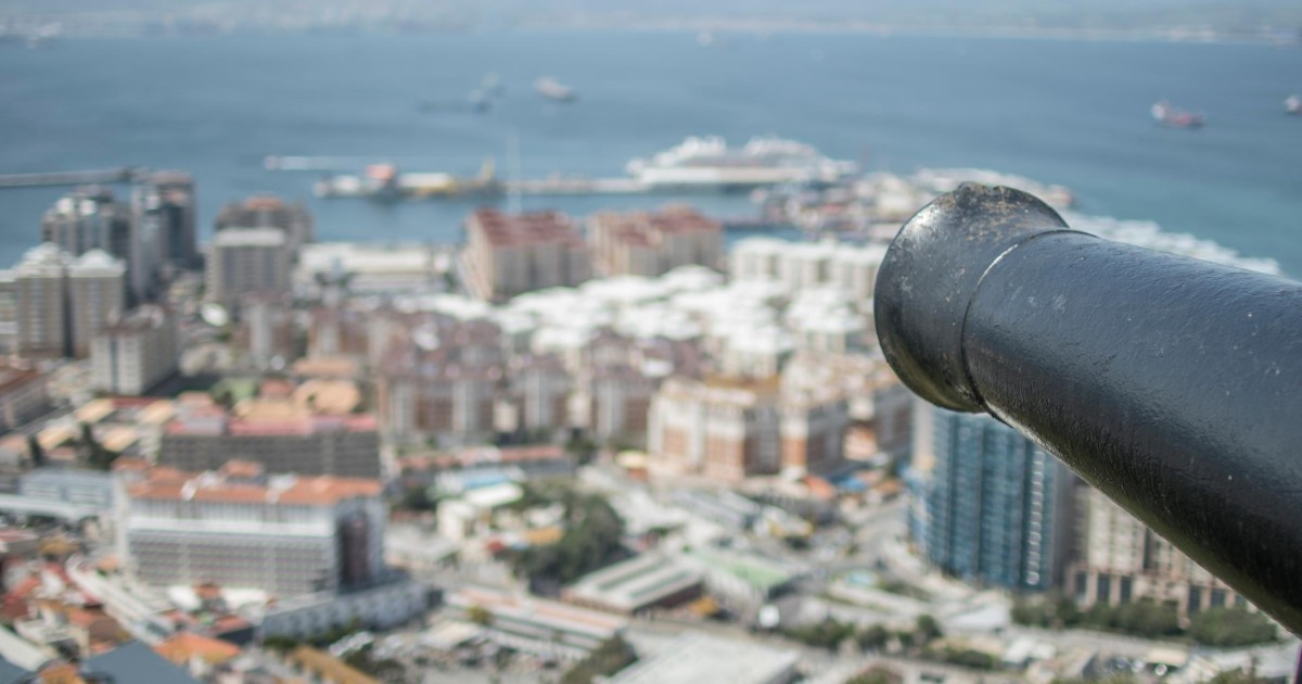 From Malaga: Day Trip to Gibraltar
