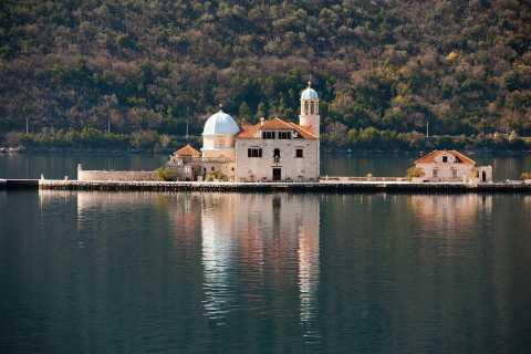 Depuis Dubrovnik: visite guidée des bouches de Kotor