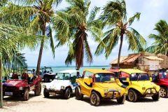 De Salvador: 1 Dia nas Praias de Mangue Seco, Dunas e Buggy