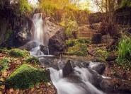 Monte Gelato Waterfalls Tour und Picknick