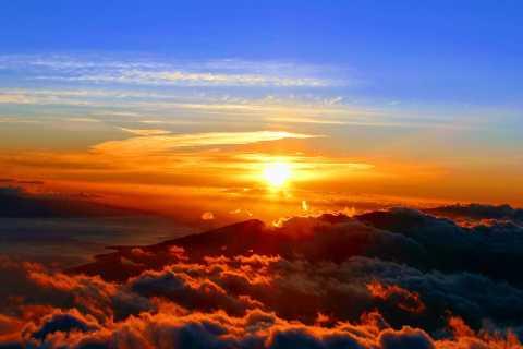 Maui: Haleakala National Park Sunrise Tour
