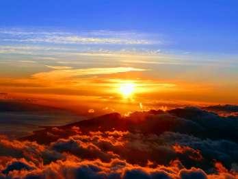 Maui: Haleakala Nationalpark Tour bei Sonnenaufgang