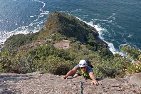 Rio de Janeiro: Sugarloaf Mountain Hike and Climb