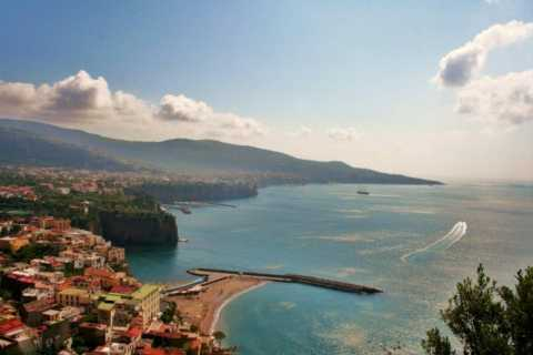 Amalfi Coast: 8-Hour Tour with Private Transport
