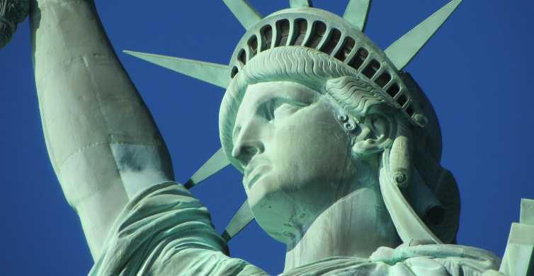 Estátua da Liberdade Cruzeiro com Outras Atrações