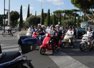 Rom: Private Vespa-Tour mit Fahrer-Option