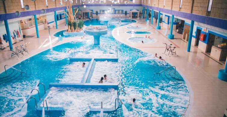 Adeje: Tageskarte Aqua Club Termal Spa