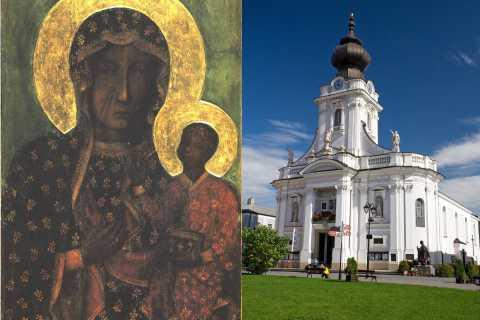 From Kraków: Wadowice + Częstochowa Black Madonna