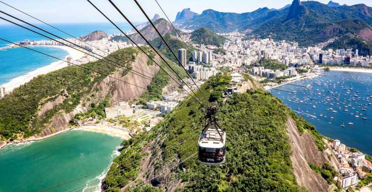 Rio: Christ the Redeemer Early Access and Sugarloaf