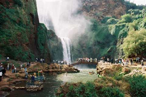 From Marrakech: Day Trip to the Ouzoud Waterfalls