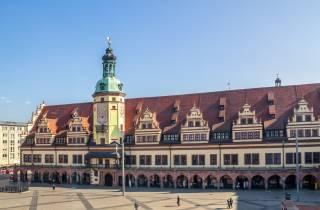 Leipzig: 1,5-stündiger Stadtrundgang