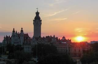 Leipzig: Entdecken Sie die Stadt bei Nacht