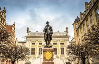 Leipzig: 2-stündiger geführter Stadtrundgang