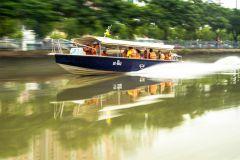 Mekong Delta Full-Day Lancha Posto de Ho Chi Minh City