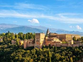Alhambra & Generalife-Gärten: Tour mit Schnelleinlass. Foto: GetYourGuide