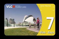 Cartão Turístico de Valência - 7 Dias
