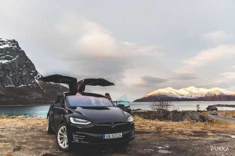 Tromsø: Tesla x Fjord Sightseeing