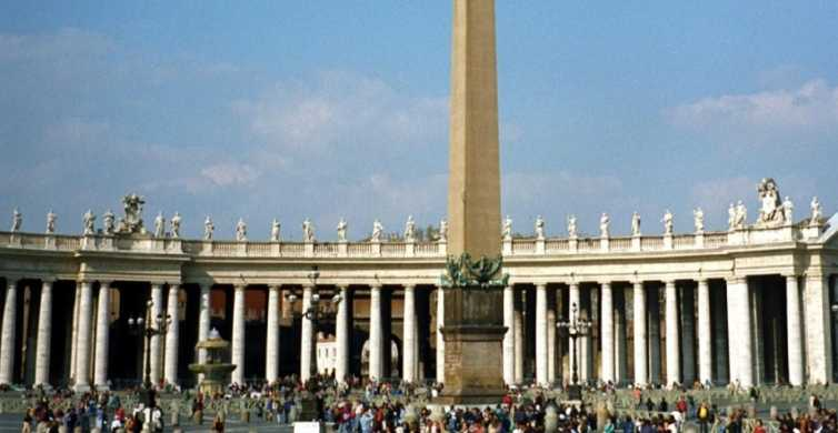 Rome and its Obelisks