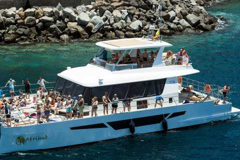 Gran Canaria: Afternoon Catamaran Cruise