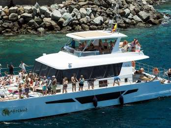 Gran Canaria: Katamaran-Tour am Nachmittag