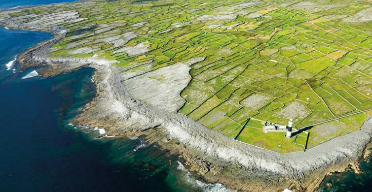 The Aran Islands & The Cliffs Cruise