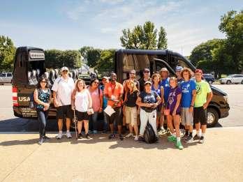 Washington DC: 4-stündige Cabrio-Tour mit offenem Dach