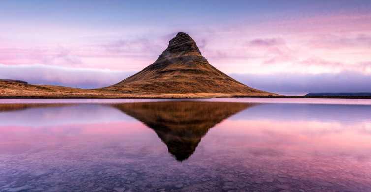 Ab Reykjavík: Halbinsel Snæfellsnes Premium-Kleingruppentour