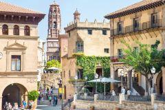 Barcelona: Entrada Sem Fila Poble Espanyol