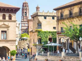 Poble Espanyol Barcelona: Ticket mit Einlass ohne Anstehen