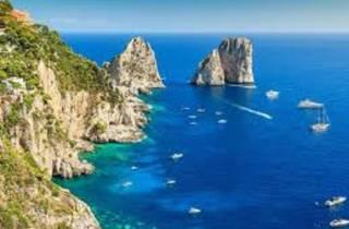 Luxus-Tagesausflug von Rom nach Capri