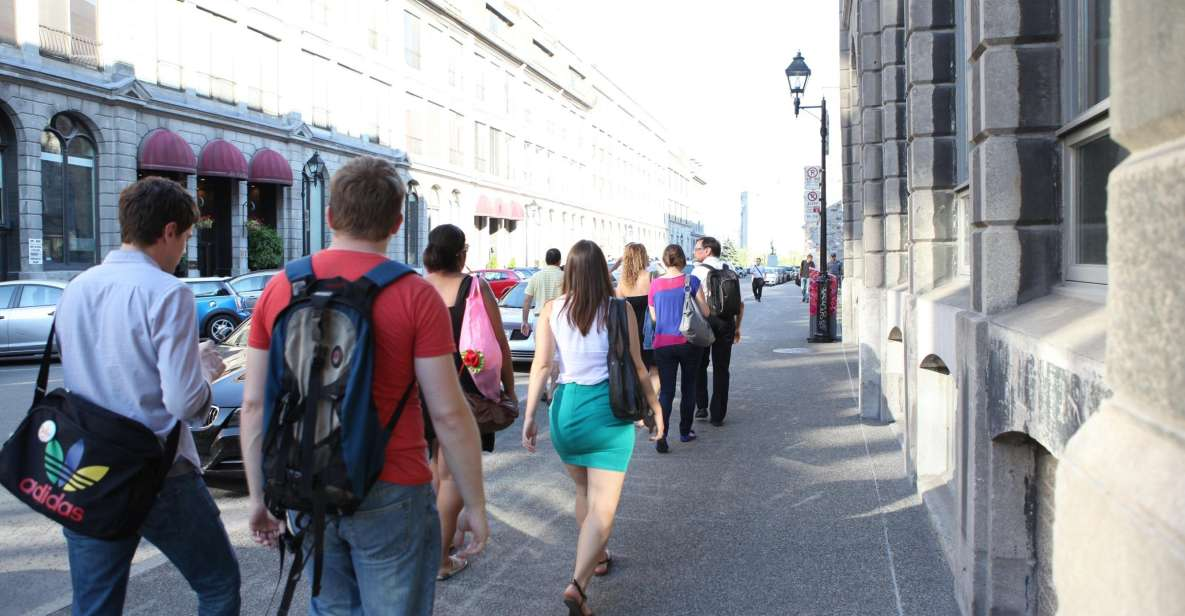 Walking Tour in Old Montreal's West Side