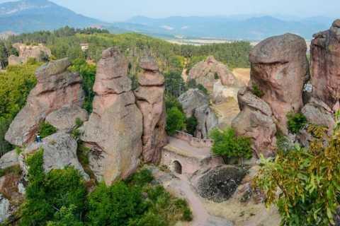 Rocce e fortezza di Belogradchik: tour da Sofia