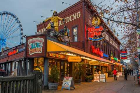 西雅图:本地指南的终极美食体验