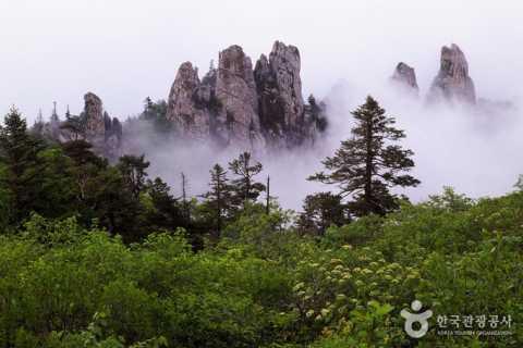 Seoul: Seorak-Berg, Festung & Großer Bronze-Buddha