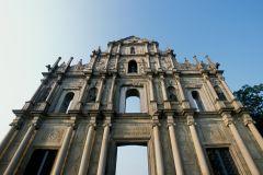Excursão ao Patrimônio Mundial de Macau com almoço na Torre de Macau