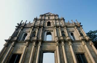 Macau: Weltkulturerbe-Tour mit Mittagessen im Macau Tower