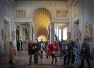 Rom an einem Tag: Vatikanische Museen und geheime unterirdische Katakomben