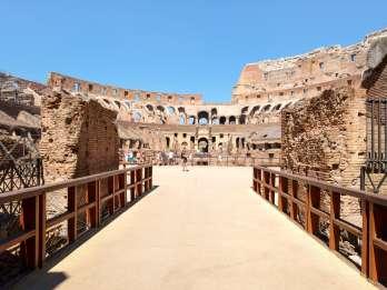 Rom: Kolosseum-Arena-Tour - Spezieller Zugang