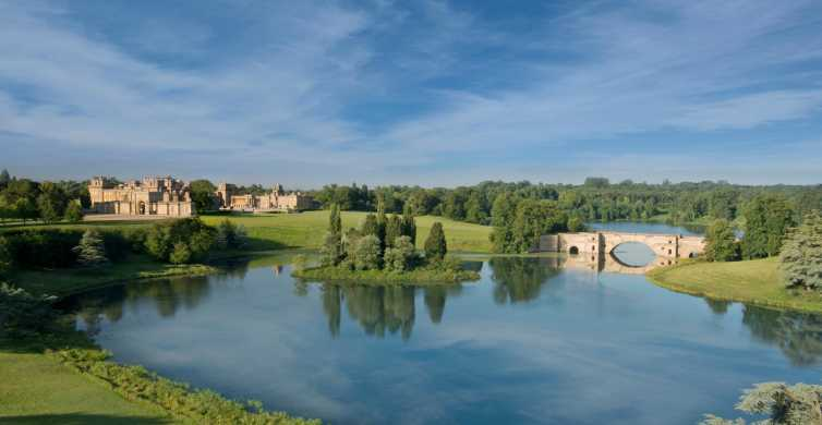 Downton Abbey Locations & Blenheim Palace Visit from Oxford
