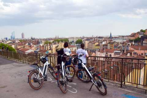 Lyon: 2-Hour Panoramic E-Bike Tour