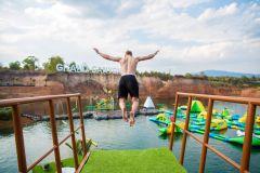 Chiang Mai: Ingresso para o Parque Aquático Grand Canyon