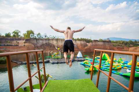 Chiang Mai: Grand Canyon Water Park Ticket