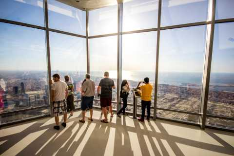 Dubai Burj Khalifa Sunset Tickets: Level 124 & 125