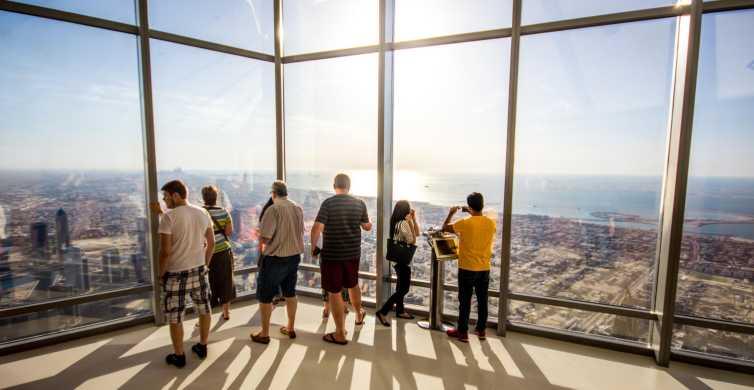 Burj Khalifa: biglietto al tramonto per i piani 124 e 125